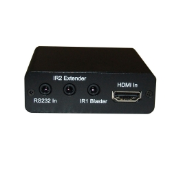 HDBaseT-lite HDMI/IR/RS-232 over Single Cat5e/6/7 Transmitter - Front View