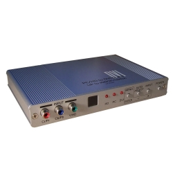 Digital scaler with ultra high bandwidth - Front View