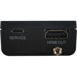 4K2K HDMI to HDMI Enhancer - Front View