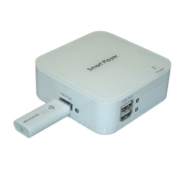Wireless PC to TV - Front View