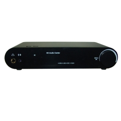 HD Audio Center - Front View