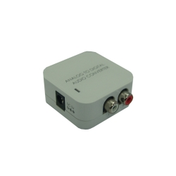 Stereo to Digital Audio converter - Front View
