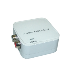 Digital Audio Processor - Front View