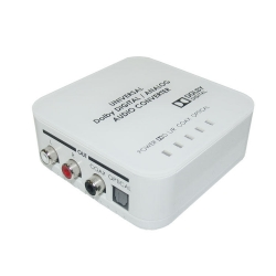 Universal Digital / Analog Audio Converter - Front View